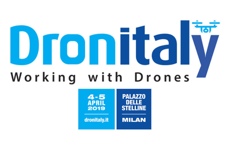 Skypersonic at Dronitaly 2019