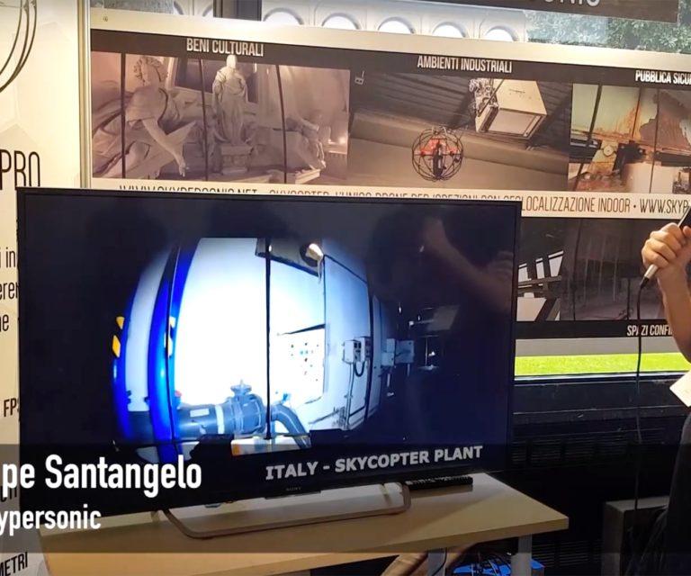 Skypersonic on Zelig TV, new episode.
