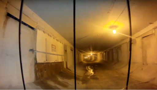 Essential tool in underground tunnel inspection